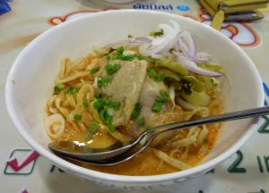 Khao Soi Curry - Bangkok Street Food - Boutique Bangkok