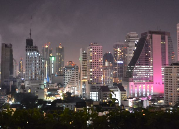 Sukhumvit Skyline, Buying an Apartment in Bangkok Expat Experience Sukhumvit