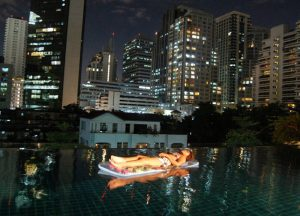 Inifinity Pool, Buying an Apartment in Bangkok Expat Experience Sukhumvit