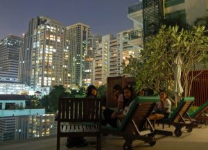 Pool Party, Buying an Apartment in Bangkok Expat Experience Sukhumvit