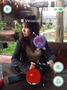 Rural Restaurant, Pokemon Go in Bangkok and Thailand