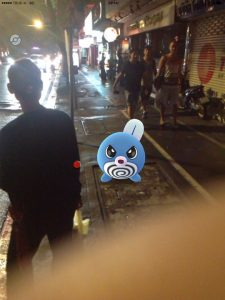 Angry Polyway, Pokemon Go in Bangkok and Thailand